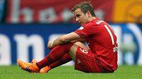 Mario Götze chce v Bayernu častěji na hřiště.