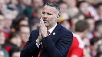 Giggs nepovede fotbalisty Walesu v kvalifikaci proti Česku