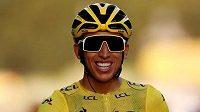 Egan Bernal, loňský vítěz Tour de France.