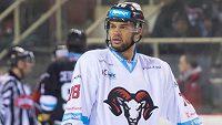 Hokejisty Litvínova posílil Kanaďan s ukrajinsko-nigerijskými kořeny Akim Aliu