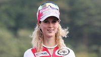 Švýcarská cyklistka Jolanda Neffová.