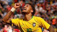Vyprosí Neymar na fotbalovém božstvu zlato pro Brazílii...?