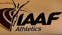 Logo IAAF - ilustrační foto.