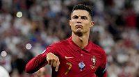 Ronaldo se postaral o úvodní gól utkání