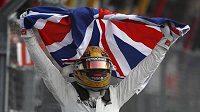 Mistr jsem já! Lewis Hamilton rozhodl již v Mexiku, byť z deváté příčky...