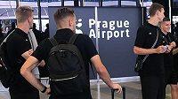 Fotbalisté Jablonce marně čekají na své letadlo...