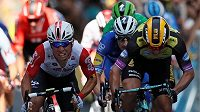 Rozhodne se šestnáctá etapa Tour v hromadném spurtu?