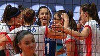 České volejbalistky mají jistou účast na mistrovství světa