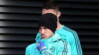 Fotbalista Chelsea Eden Hazard.