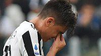 Paulo Dybala bude Juventusu chybět