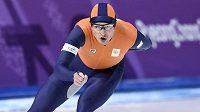 Sven Kramer nebude ze zdravotních důvodů startovat v nadcházejících závodech Světového poháru