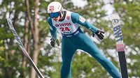 Norský skokan na lyžích Halvor Egner Granerud.