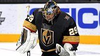 Marc-André Fleury z Vegas získal ocenění pro nejlepšího hráče uplynulého týdne v NHL