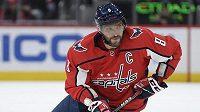 Alexander Ovečkin patří k největším hvězdám NHL