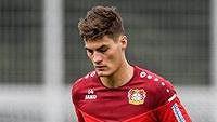 Patrik Schick se hned v prvním utkání za Bayer Leverkusen prosadil střelecky.
