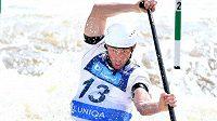 Vodní slalomář Vítězslav Gebas ukončil kariéru