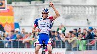 Podzimní klasiku Kolem Lombardie, poslední letošní jednorázový závod kategorie WorldTour, vyhrál po sólovém úniku francouzský cyklista Thibaut Pinot