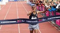 Etiopský běžec Tamirat Tola