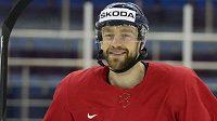 Útočník Tomáš Marcinko posílil hokejisty Třince.