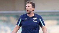 Trenér Eusebio Di Francesco na lavičce Verony skončil
