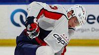 Český hokejový útočník Jakub Vrána mění Washington za Detroit.