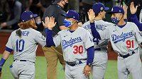 Baseballisté Los Angeles se znovu ujali vedení ve finálové sérii