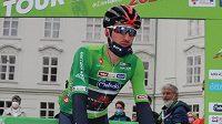 Italský cyklista Gianni Moscon