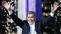 Eddy Merckx na snímku z července letošního roku.