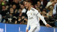 Eden Hazard bude Realu Madrid chybět.