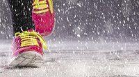 Zimní běhání má svá specifika, ale trénovat jde i v tomto počasí.