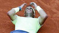 Rafa to dokázal! Právě už podvanácté vyhrál French Open!