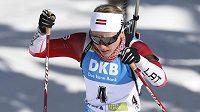 Biatlonistka Baiba Bendiková se představí i na MS v běhu na lyžích