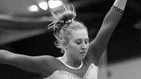 Americká gymnastka Melanie Colemanová zemřela kvůli vážnému zranění, které si přivodila na tréninku