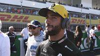 Daniel Ricciardo byl dodatečně diskvalifikován z Velké ceny Japonska