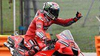Motocyklovou Velkou cenu San Marina vyhrál v královské třídě MotoGP Ital Francesco Bagnaia