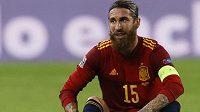 Kapitán Realu Madrid Sergio Ramos se vrátil z reprezentačních zápasů se svalovým zraněním.