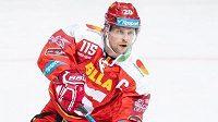 Hokejový útočník Petr Vrána opouští Spartu a míří do Třince.