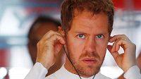 Sebastian Vettel zažil další obrovské zklamání...
