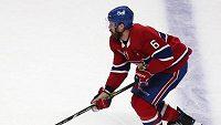 Shea Weber by mohl z týmu Canadiens zamířit v NHL jinam