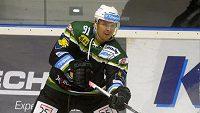 Hokejový útočník Martin Bartek v Karlových Varech končí.