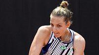 Kristýna Plíšková postupuje do 2. kola na turnaji v Kluži.