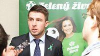 """Zdeněk Grygera teď """"kope"""" po boku Aleny Šeredové..."""