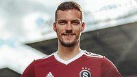 Z italského Sassuola přichází do Sparty obounohý křídelní hráč Lukáš Haraslín.