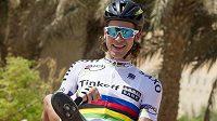 Cyklistický mistr světa Peter Sagan.