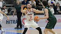 Basketbalista Martin Kříž prodloužil smlouvu s Nymburkem na další dvě sezony