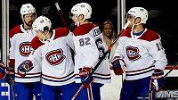 Hokejisté Montrealu Canadiens.
