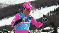 Stejně jako loni skončila Kateřina Smutná v Seefeldu na 5. místě, kterým odstartovala novoroční sérii pěti závodů Visma Ski Classics v řadě.