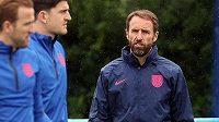 Trenér Anglie Gareth Southgate řeší nepříjemné komplikace