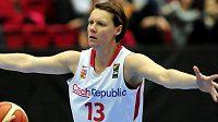 Česká basketbalistka Klára Pochobradská si na mistrovství Evropy nezahraje.