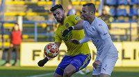 Fotbalisté Slovácka a Zlína uspořádají virtuální derby
